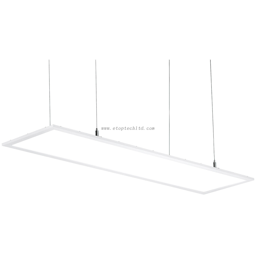 Rectangular 1195 X 295MM LED UP Down Panel 40W LED Panel Lights Non-Dimmable IP20 IP44