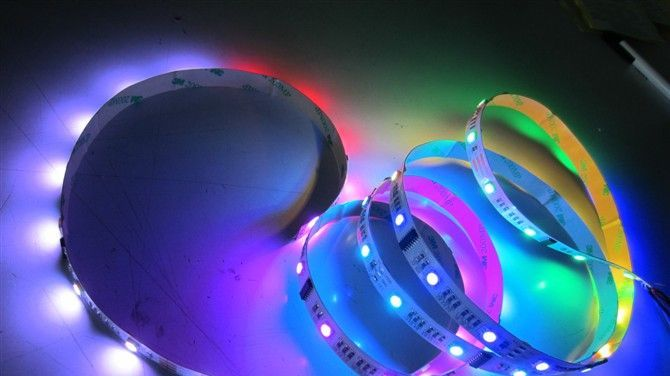 E-Top (HK) Technology Limited reveals RGB LED strips for you.