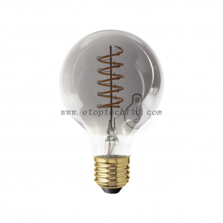 LED Filament Bulb Lights Vintage Smoky Bulb E27 3W