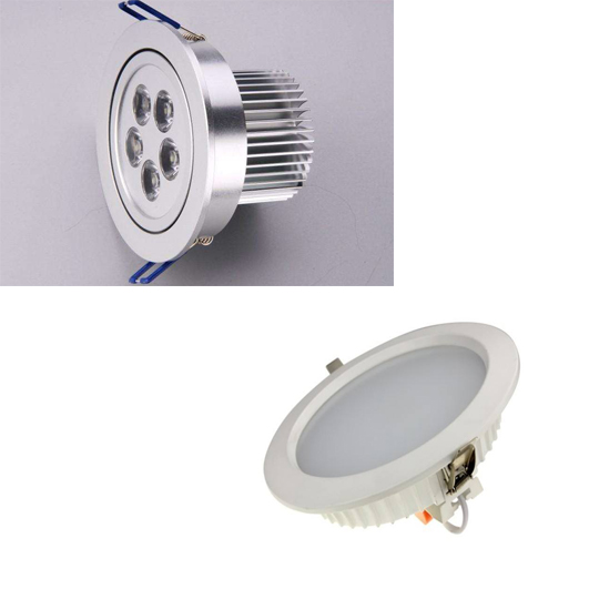 LED ceiling lights and LED down lights?