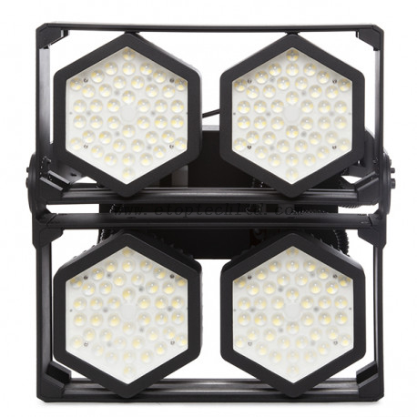 145Lm/w LED Floodlight SMD IP66 400W Cree 3030 Meanwell
