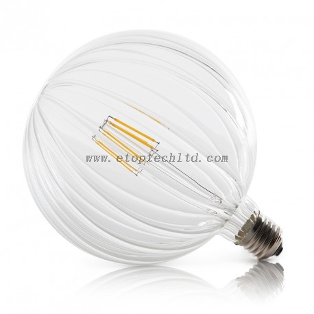 LED Filament Bulb Lights Vintage G150 E27 6W