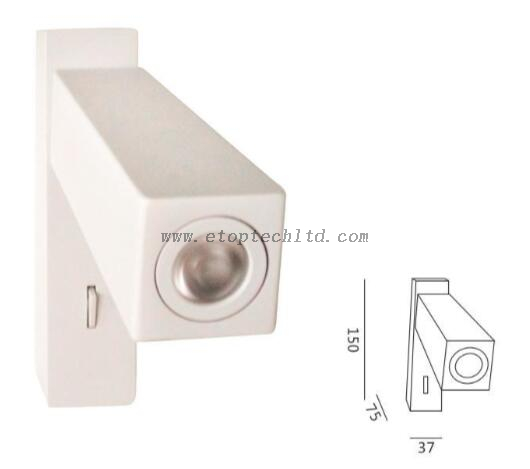 Wall Lamp Model No HMB5111 Offer Customized Lights