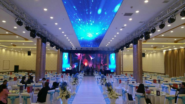 Focused on providing a variety of hotel professional LED lighting services