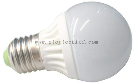 3W Ceramic LED Bulbs Free Sample LED Lights Supplier GU10 E14 E27 B22