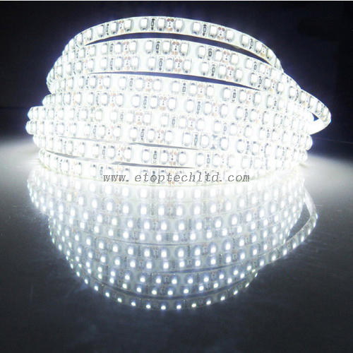 Waterproof Single Color LED Strip 3825 120leds/m 5m/roll LED Flexible Rope