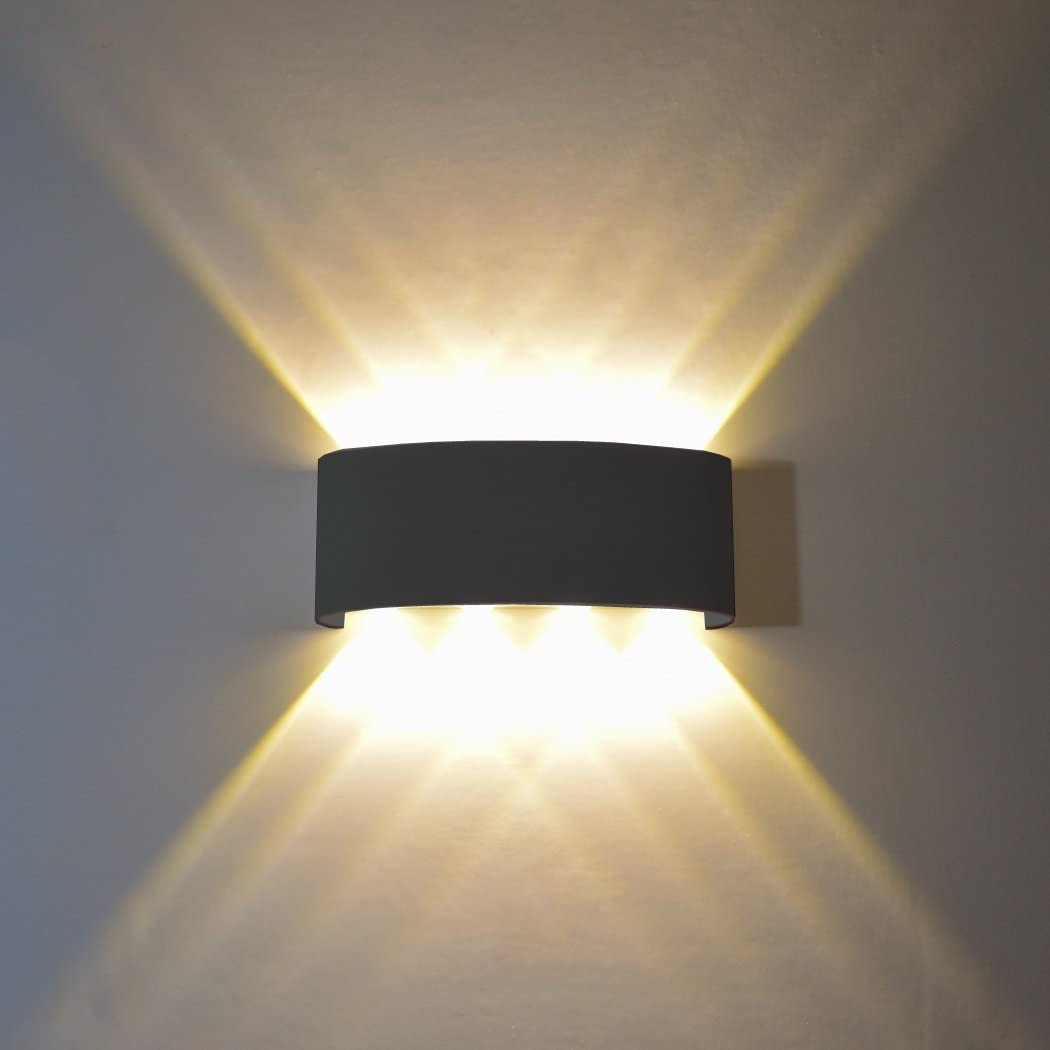 Do you know where to install the bedroom LED wall lights? How to choose a proper wall lamp?