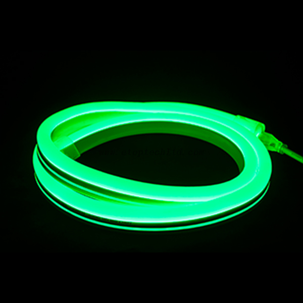 Flexible LED Neon Rope Light Green