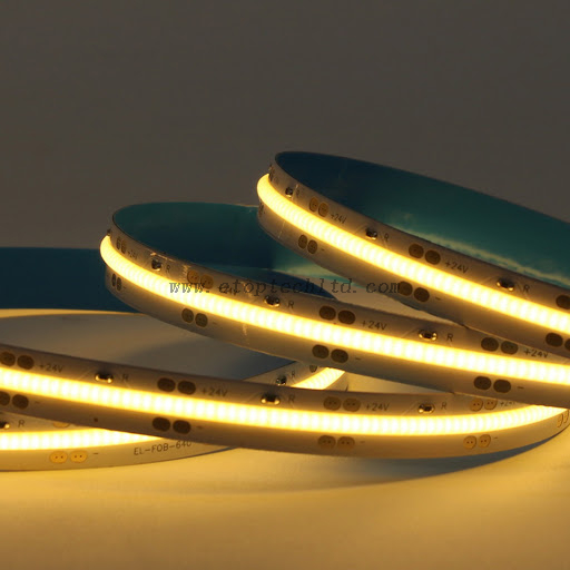 FOB Flexible LED Strips COB Flexible LED Strips LED Linear Lights Manufacturer Dot free without shadow